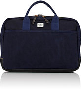 Billykirk MEN'S DOUBLE-HANDLE BRIEFCASE