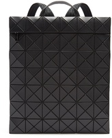 Bao Bao Issey Miyake Flat Pack matte backpack
