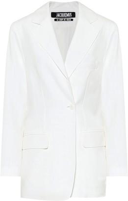 Jacquemus La Veste de Costume blazer