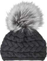 Inverni Twisted cashmere beanie