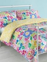 M&Co Bold flower print duvet set