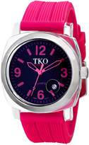 TKO ORLOGI Women's TK549-FF Milano Remixed Fuchsia Watch