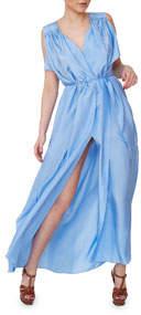Aya Silk Lalimar Silk Maxi Dress