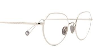 AHLEM Monceau Grey Gold Glasses