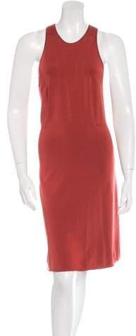 Alaia Sleeveless Sheath Dress