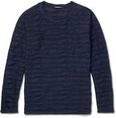 Issey Miyake Yoroke Cotton-Blend Sweater
