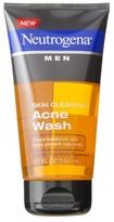 Neutrogena Men Skin Clearing Acne Wash - 5.1 Fl Oz