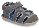 See Kai Run Toddler Boy's Lincoln Ii Water Friendly Fisherman Sandal