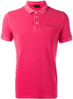 Armani Jeans slim-fit polo shirt - men - Cotton - L