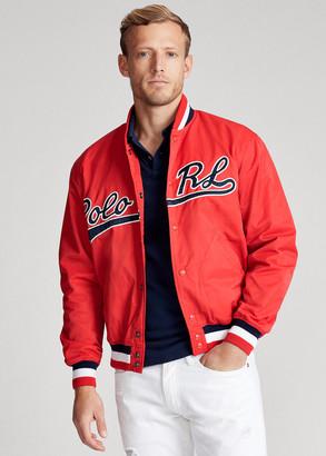 Ralph Lauren Polo RL Baseball Jacket