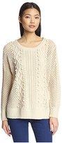 Heartloom Women's Textured Knit Sweater