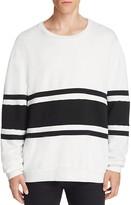 Diesel S-Pond Striped Sweatshirt