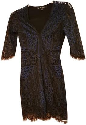 For Love & Lemons Blue Polyester Dresses