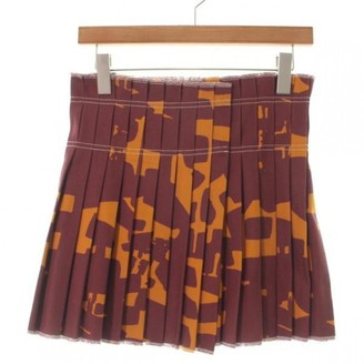 Isabel Marant Brown Cotton Skirt for Women