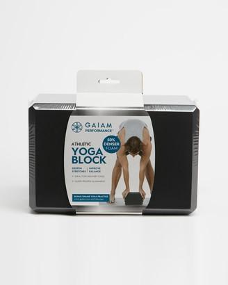 Gaiam Performance Athletic Yoga Block