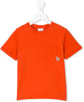 Paul Smith chest pocket T-shirt - kids - Cotton - 2 yrs