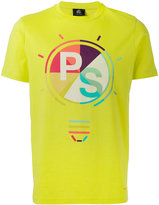 Paul Smith logo T-shirt - men - Organic Cotton - S