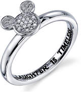 Disney Mickey Mouse Diamond Ring for Women