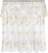 Popular Bath Bloomfield Sheer Shower Curtain & Valance