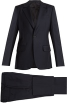 CONNOLLY Single-breasted wool-twill suit