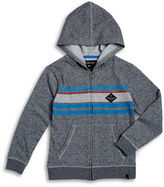 Quiksilver Boys 8-20 Heathered Zip-Up Knit