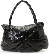 Salvatore Ferragamo Pre-Owned Black Patent Leather Handbag