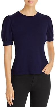 Dolan Cotton Puff Sleeve Top