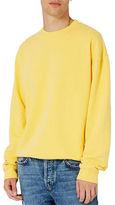 Topman Nico Oversized Sweatshirt