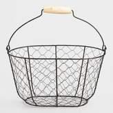 World Market Wire Farmhouse Basket
