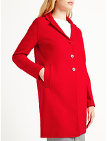 Marella Ecru Wool Coat