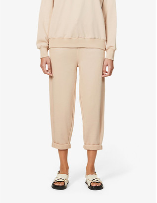 Camilla And Marc Blythe cotton-jersey jogging bottoms