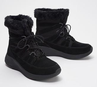 Earth Origins Waterproof Winter Ankle Boot - Drift Dakota