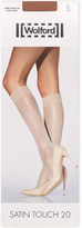 Wolford Satin touch pop-socks