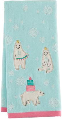 Lauren Conrad Polar Bears Hand Towel