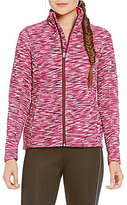 Spyder Actyve Endure Stryke Fleece Space Dye Sweater Jacket