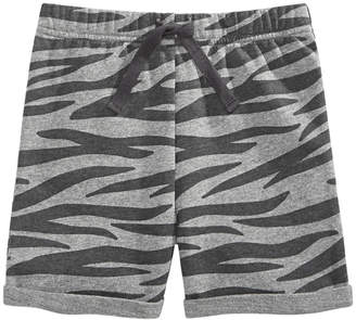 First Impressions Baby Boys Animal-Print Shorts