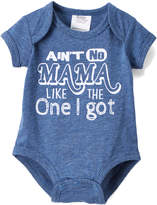 Baby Essentials Blue 'Ain't No Mama Like the One I Got' Bodysuit - Infant