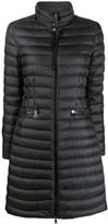 Moncler Sable long padded coat