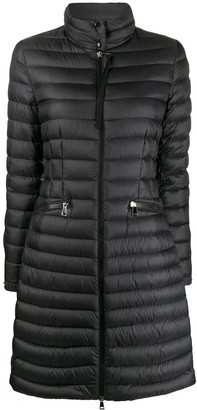 Moncler Sable long padded coat