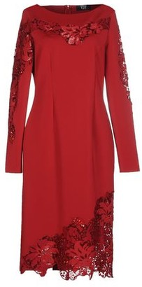 Vdp Collection Knee-length dress