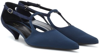 The Row Bourgeoise Salome pumps