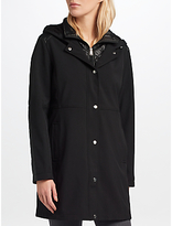 Lauren Ralph Lauren Combo Synthetic Coat, Black