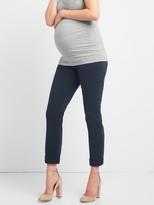 Gap Maternity Full Panel Girlfriend Chino Pants