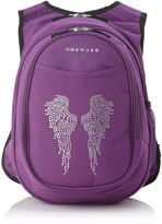 Asstd National Brand Obersee Angel Wings Kids All-In-One Backpack with Cooler