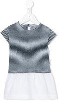 Il Gufo striped dress - kids - Linen/Flax/Cotton - 12 mth