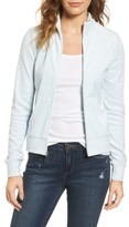 Juicy Couture Women's Fairfax Velour Track Jacket