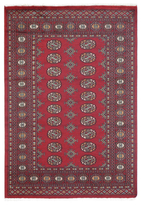 Momeni Heirloom Bokhara Hand-Knotted Wool Rug