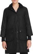 Barbour Faux Sherpa-Trim Snow Mac Coat - 100% Bloomingdale's Exclusive