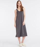 Lou & Grey Fluid Cupro Midi Dress