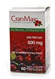 Faber-Castell Cran-max Cranberry Concentrate 500mg, Capsules, 60 Ea by AB